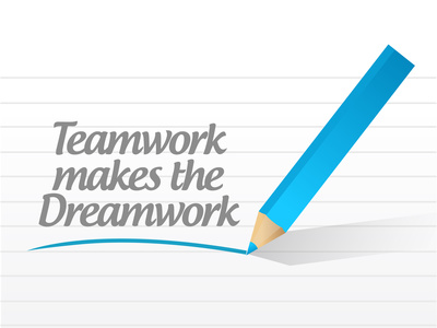 Teamwork is Dreamwork